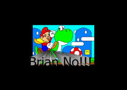 Brian Peppers in Mario Paint!