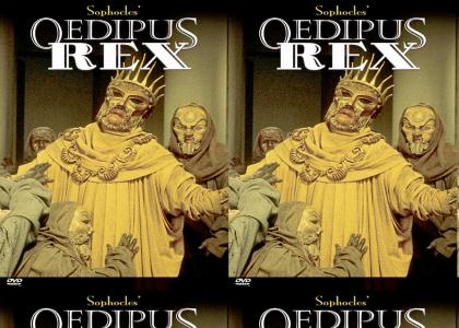 RATM - Oedipus Rex Summary