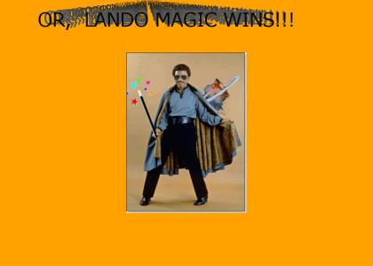 ORLANDO MAGIC WINS!!!