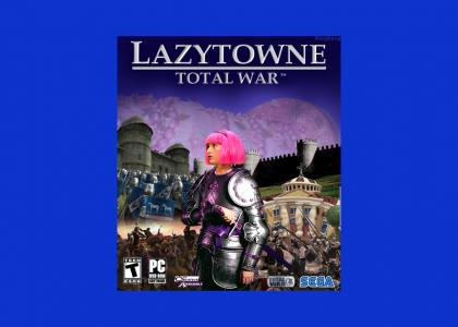 Medieval LazyTowne: Total War