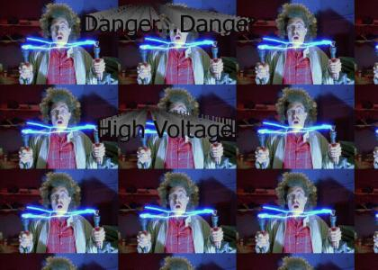 Danger! High Voltage (now wav)