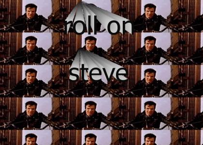 steve martin rolls on