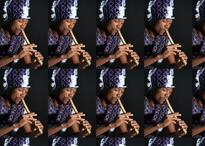 Negro Flute