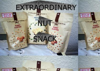 EXTRAORDINARY NUT SNACK