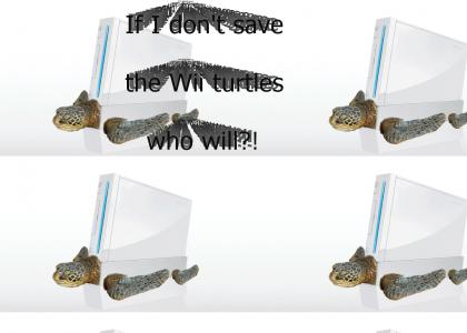 Save the Wii Turtles !!