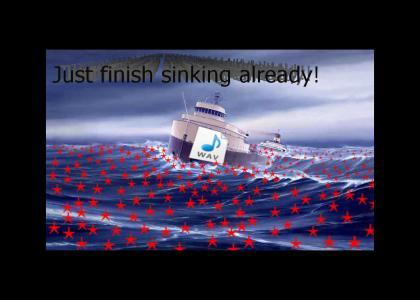 Sinking the .wav