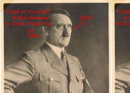 nazi WoW