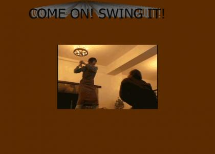 Come On, Swing It! pt. II - Swing It, Again!