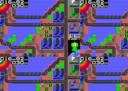 8-Bit Katamari Damancy
