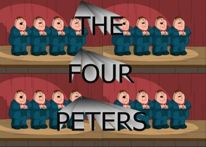The 4 peters