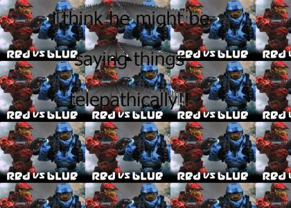 Red vs Blue: ualuealuealeuale