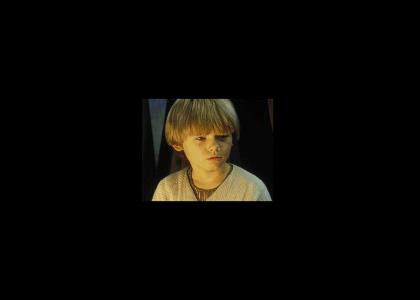Anakin Skywalker faces some changes...