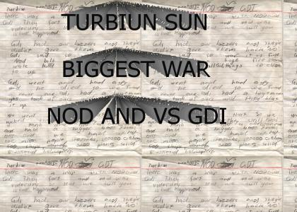 NOD AND VS GDI