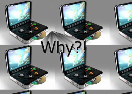 Uh...GameCube Portable?
