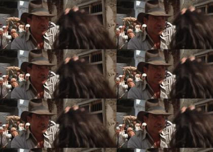 Indiana Jones and the Big Boner