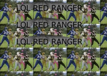 Go Go Red Ranger