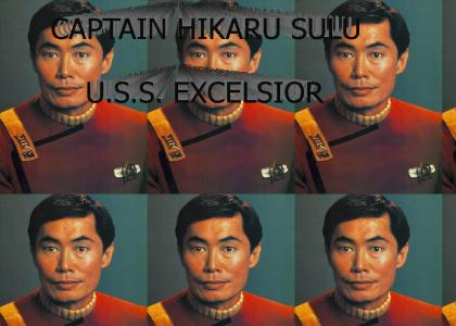 Sulu song (not Picard)
