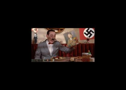 Pee-wee is a Nazi