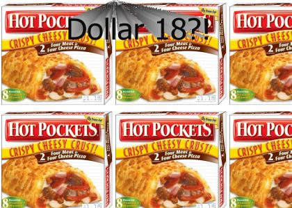 Level 18 Hot Pockets