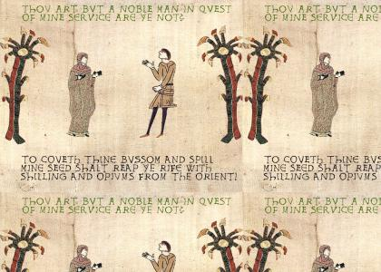 Medieval Crack Whore