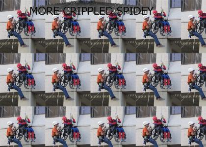 Crippled Spidey's Arch Nemesis