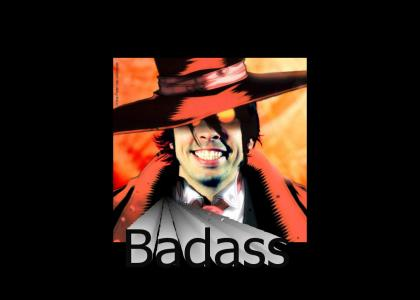 Dave Grohl is... ALUCARD!