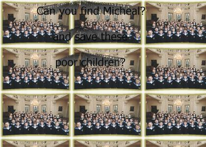 Finding Michael