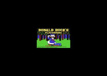 C64 Classics: Donald Ducks Playground