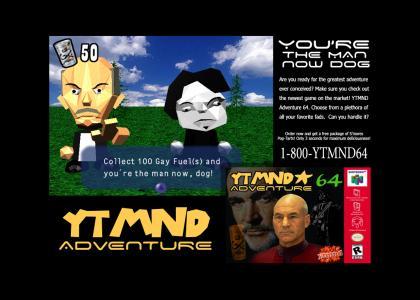 YTMND ADVENTURE 64