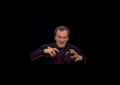 Quentin Tarantino sells everything