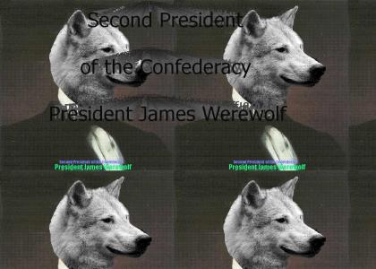 President James Werewolf