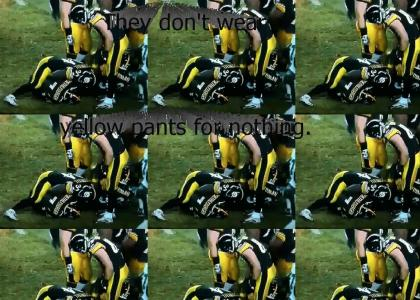 Gay Rape Fun Time on Ben Roethlisberger