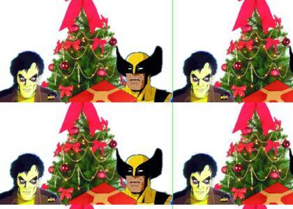X Men Christmas