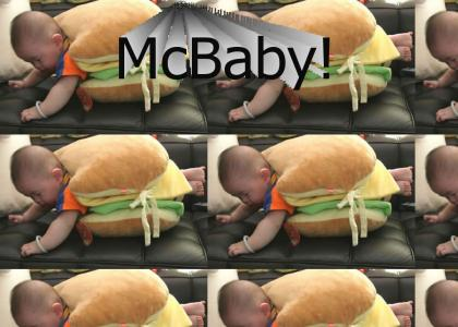 Mcbaby --- Happy Meal!