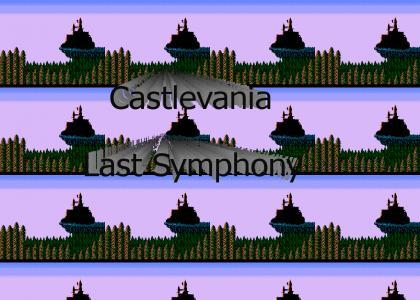 Castlevania Last Symphony