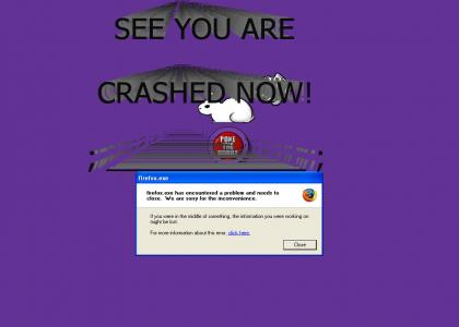 Click here to crash firefox!