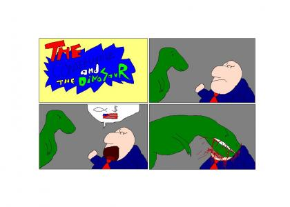 The Conservative and the Dinosaur