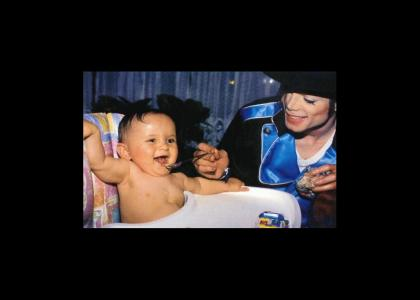 A Kinder, Gentler Michael Jackson