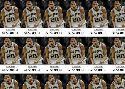 Newcomer: ginobili!