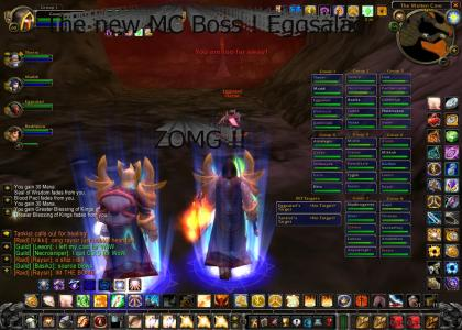 New Molten Core Boss !! ZOMG !!
