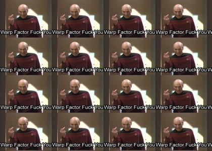 Even Picard Gets Pissed