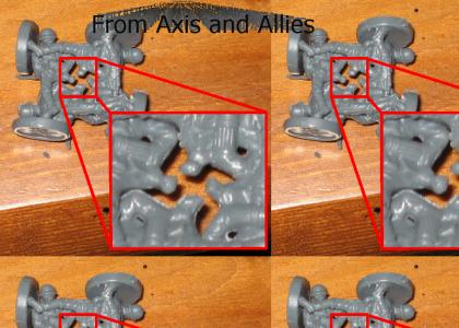 OMG Secret Nazi Game Pieces (update)