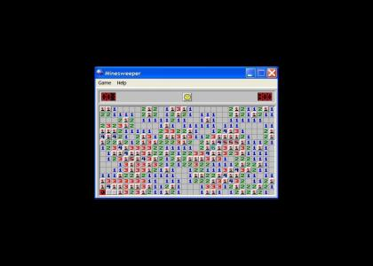 Why, minesweeper, why!?