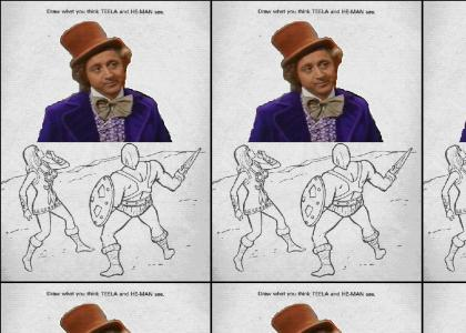 Heman's Pure Imagination