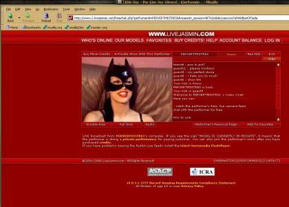 Catwoman: ualuealuealeuale