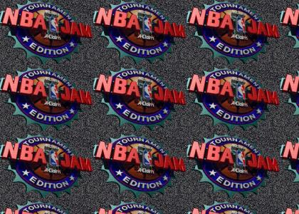 NBA Jam pwns