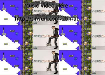 Megaman II vs. Justin Timberlake (Mashup)