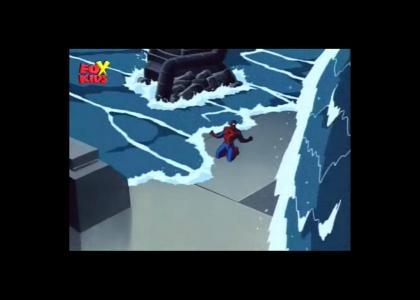 Spider-man NOOOO