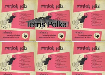 The ORIGINAL Tetris Polka Song (1950)