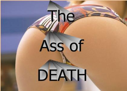 THE ASS OF DEATH